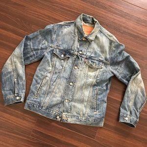 Men's Levi's vintage Jean jacket XL